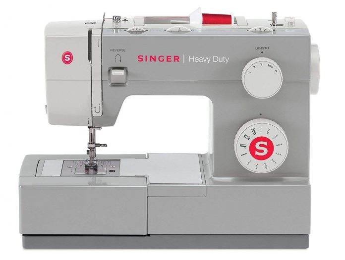 Singer 4411 Heavy Duty review